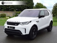 USED 2017 17 LAND ROVER DISCOVERY 5 3.0 TD6 HSE 5d AUTO 255 BHP VAT QUALIFYING NEW SHAPE VAT QUALIFYING BLACK PACK