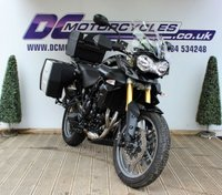 2015 TRIUMPH TIGER 800 ABS 800cc  £7795.00