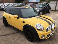 2008 MINI HATCH COOPER 1.6 COOPER D 3d 108 BHP £4000.00