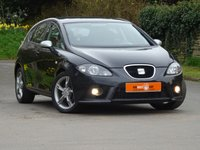 USED 2008 58 SEAT LEON 2.0 TDI FR 5dr LHD LEFT HAND DRIVE UK REGISTERED