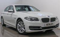 USED 2015 15 BMW 5 SERIES 2.0 520D SE 4d AUTO 188 BHP