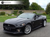 USED 2017 67 FORD MUSTANG 5.0 GT 2d AUTO 410 BHP LOW MILEAGE AIR COOLED SEATS