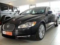 2011 JAGUAR XF 3.0 V6 PREMIUM LUXURY 4d AUTO 240 BHP Full Service History, Just Serviced Again £9494.00