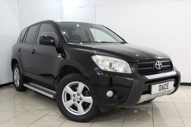 View our 2007 07 TOYOTA RAV4 2.2 XT-R D-4D 5DR 135 BHP