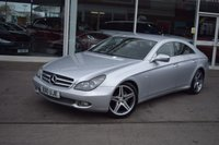 2010 MERCEDES-BENZ CLS CLASS 3.0 CLS350 CDI GRAND EDITION 4d 272 BHP £8480.00