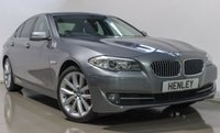 USED 2013 13 BMW 5 SERIES 2.0 525D SE 4d AUTO 215 BHP