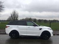 2018 LAND ROVER RANGE ROVER SPORT 3.0 SDV6 HSE 5d AUTO 306 BHP £72995.00