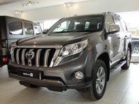 2015 TOYOTA LAND CRUISER 3.0 D-4D INVINCIBLE 5d AUTO 188 BHP Fully Loaded, Full Toyota Servicing, Toyota Warranty Until March 2020 £38994.00