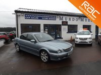 USED 2005 55 JAGUAR X-TYPE 2.2 SOVEREIGN 4d 152 BHP
