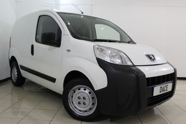 View our 2011 61 PEUGEOT BIPPER 1.4 HDI TEPEE S 1DR 68 BHP