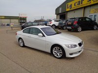 USED 2011 61 BMW 3 SERIES 2.0 320D SE 2d 181 BHP