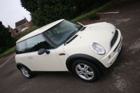 2003 MINI HATCH ONE 1.6 ONE 3d LOW MILES BUT CAT D  £1490.00