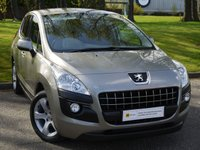 USED 2013 62 PEUGEOT 3008 1.6 HDI ACTIVE 5d 115 BHP GREAT FAMILY CAR** £0 DEPOSIT FINANCE