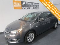 USED 2012 12 VAUXHALL ASTRA 1.6 SRI 5d 113 BHP 1 OWNER FULL SERVICE HISTORY