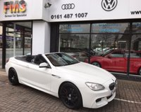 USED 2012 BMW 6 SERIES 640D M SPORT