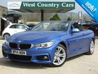 USED 2014 BMW 4 SERIES 2.0 420D M SPORT 2d AUTO 181 BHP Only 1 Private Owner From New