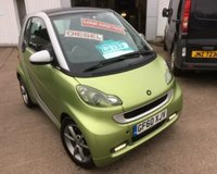 USED 2010 60 SMART FORTWO 0.8 PASSION CDI 2d AUTO 54 BHP