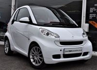 USED 2012 12 SMART FORTWO 1.0 PASSION MHD 2d AUTO 71 BHP