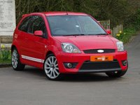 2005 FORD FIESTA 2.0 ST 3dr £2650.00