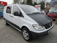 USED 2009 58 MERCEDES-BENZ VITO 2.1 109 CDI COMPACT SWB 1d 95 BHP