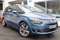 USED 2015 64 CITROEN C4 GRAND PICASSO 1.6 E-HDI SELECTION 5d 113 BHP PANORAMIC ROOF+BLUETOOTH+7 SEATS