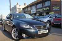 2006 LEXUS IS 2.5 250 SE 4d AUTO 204 BHP £SOLD
