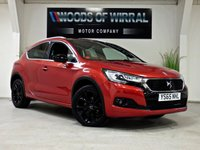 2015 DS DS 4 1.6 BLUEHDI CROSSBACK S/S 5d 120 BHP £11480.00
