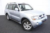 2005 MITSUBISHI SHOGUN 3.2 EQUIPPE WARRIOR LWB DI-D 5d AUTO 159 BHP £5450.00