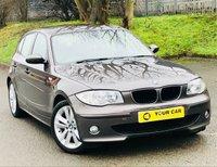 2006 BMW 1 SERIES 2.0 120D SE 5d AUTO 161 BHP £5000.00