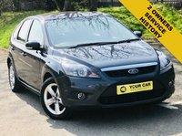 2010 FORD FOCUS 1.6 ZETEC 5d AUTO 100 BHP £4000.00