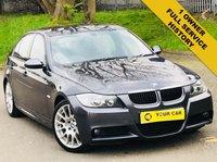 2008 BMW 3 SERIES 2.0 320D EDITION M SPORT 4d 174 BHP £5295.00