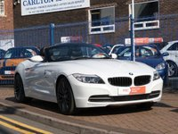 2009 BMW Z4 2.5 Z4 SDRIVE23I ROADSTER 2d  £SOLD