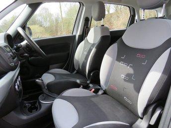 View our FIAT 500L MPW