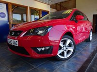 USED 2013 63 SEAT IBIZA 2.0 CR TDI FR 3d 141 BHP