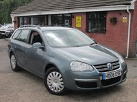 2008 VOLKSWAGEN GOLF 1.9 TDI S 5dr ESTATE £3490.00