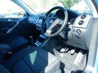 USED 2009 09 VOLKSWAGEN TIGUAN 1.4 SE TSI 5d 150 BHP