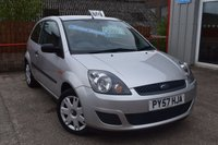 USED 2007 57 FORD FIESTA 1.4 STYLE TDCI 3d 68 BHP OVER 60 MILES TO THE GALLON