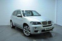 2008 BMW X5 3.0 SD M SPORT 5d AUTO 282 BHP £12695.00