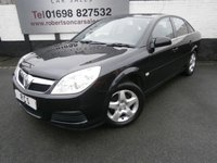 USED 2007 57 VAUXHALL VECTRA 1.9 EXCLUSIV CDTI 16V 5dr