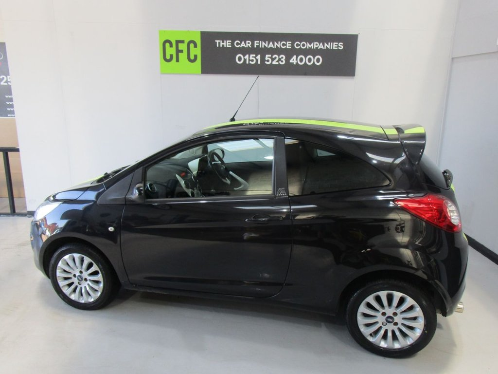 Used   Ford Ka  Bhp Low Mile Low Tax