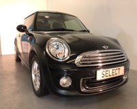 2013 MINI HATCH ONE 1.6 ONE 3d 98 BHP £6750.00