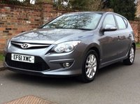 USED 2011 61 HYUNDAI I30 1.4 COMFORT 5d 108 BHP NEW ARRIVAL, FULL SERVICE HISTORY, 2 OWNERS, 1YR MOT, EXCELLENT CONDITION, ALLOYS, AIR CON, RADIO, E/WINDOWS, R/LOCKING, FREE  WARRANTY, FINANCE AVAILABLE, HPI CLEAR, PART EXCHANGE WELCOME,