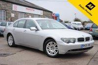2005 BMW 7 SERIES 3.0 730D SE 4d 215 BHP £2775.00