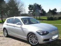 2012 BMW 1 SERIES 1.6 116I URBAN SPORT 5d 136 BHP  £9895.00