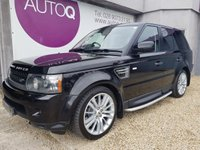 USED 2010 LAND ROVER RANGE ROVER SPORT 3.0 TDV6 HSE 7 SEATS 5d AUTO 245 BHP
