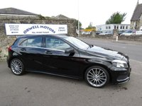 2015 MERCEDES-BENZ A CLASS 1.5 A180 CDI BLUE EFFICIENCY AMG SPORT - 2015 (15 plate) £16000.00