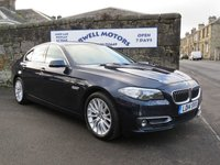 USED 2014 14 BMW 5 SERIES 520d Luxury - 2014 (14 plate)
