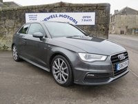 2014 AUDI A3 2.0 TDI 150PS S line - 2014 (63 plate) £12500.00