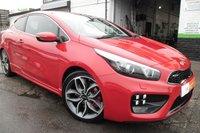 2015 KIA CEED 1.6 PRO CEED GT 3d 201 BHP £12500.00