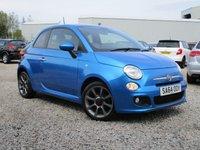 2014 FIAT 500 1.2 S 3d 69 BHP £5950.00